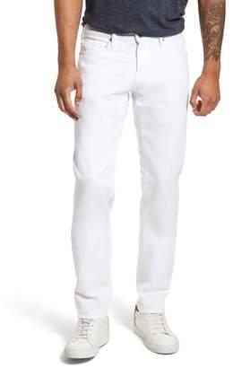 Frame L'Homme Slim Fit Jeans (Blanc)