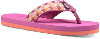 Teva Mush II Toddler & Youth Flip Flop - Girl's