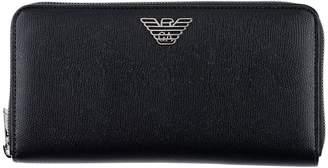 Emporio Armani Wallets - Item 46654164GJ