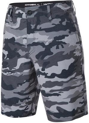 """O'Neill Men's Loaded Camo Hybrid 20"""" Shorts $49.50 thestylecure.com"""