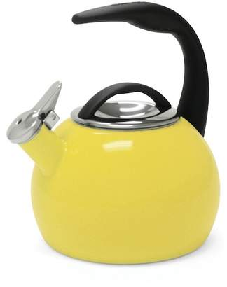 Chantal Canary Yellow 2 Quart Anniversary Teakettle