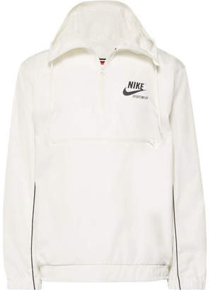 Nike Archive Printed Shell Hooded Jacket
