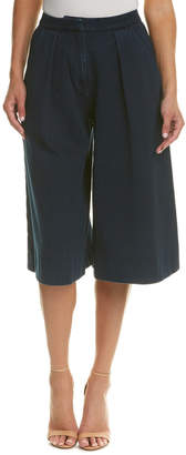 AG Jeans Trape Indigo Knit Three Pant