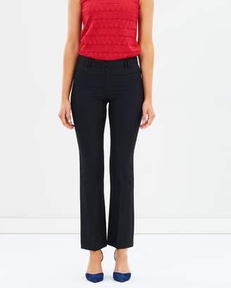 Dorothy Perkins Double Loop Bootcut Pants
