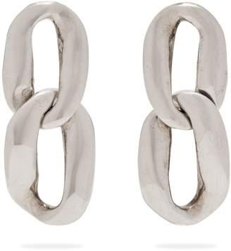 Saint Laurent Chain-link earrings