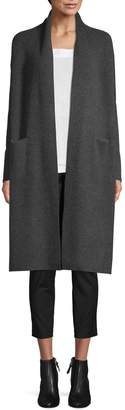 Saks Fifth Avenue Cashmere Cashmere Duster Cardigan