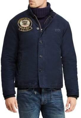 Polo Ralph Lauren Ottoman Deck Jacket