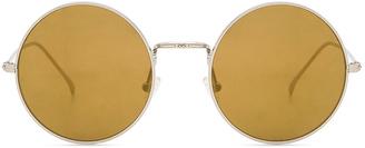 illesteva Porto Cervo Sunglasses $195 thestylecure.com
