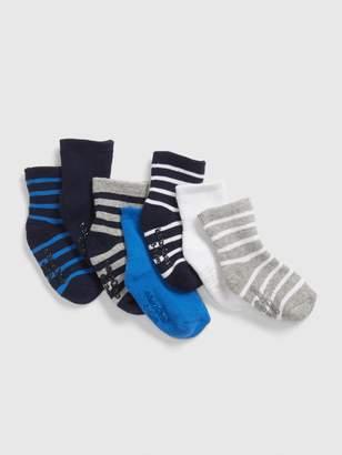 Gap Baby Stripe Socks (7-Pack)