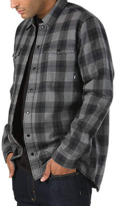 Parnell MTE Heavy Weight Flannel Shirt