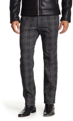Mason's Mason&s Brushed Plaid Cargo Pant $298 thestylecure.com