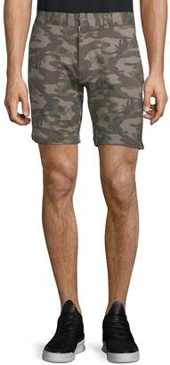 Slate & Stone Men's Camouflage-Print French Terry Shorts