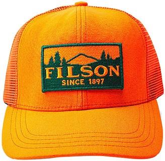 Filson Logger Mesh Cap - Men's