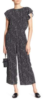 Cotton On & Co. Shay Flutter Sleeve Jumpsuit