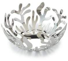 Alessi Mediterraneo Stainless Steel Fruit Bowl