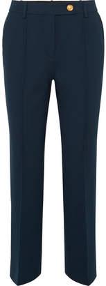 Tory Burch Sara Jersey Straight-leg Pants