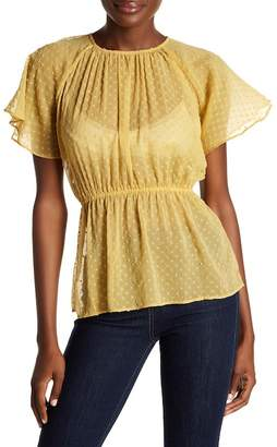 W118 by Walter Baker Addison Woven Top
