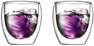 Bodum Set Of 2 'Pavina' Double Wall Glasses