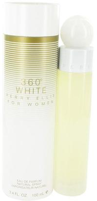 Perry Ellis 360 White by Perry Ellis Eau De Parfum Spray for Women (3.4 oz) $65 thestylecure.com