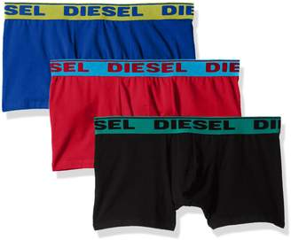 Diesel Men's UMBX-Shawnthree-Pack Fresh and Bright Boxer-Shorts