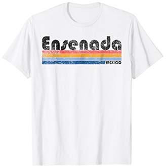 Vintage 1980s Style Ensenada Mexico T-Shirt