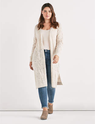 Lucky Brand MIX STITCH DUSTER