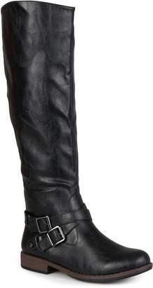 Journee Collection Women Wide Calf April Boot Women Shoes