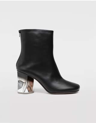 Maison Margiela Trompe-Lil Calfskin Boots