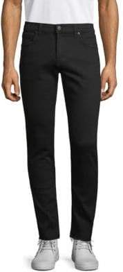 J Brand Mick Frayed Trim Jeans