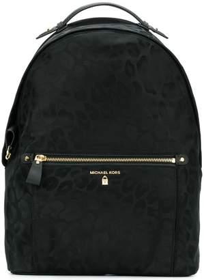 MICHAEL Michael Kors leopard print backpack