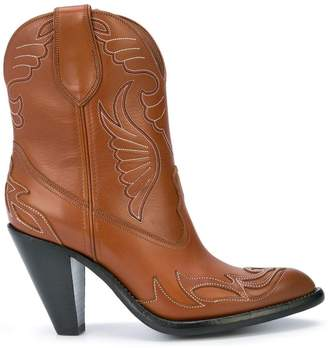 Givenchy Western-style ankle boots