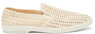 Rivieras Nice Matin Woven Loafers - Mens - Beige