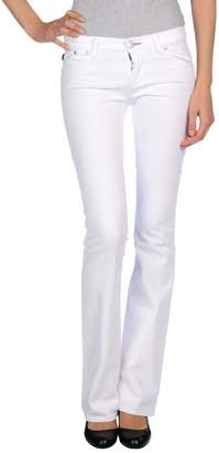 Victoria Beckham DENIM Denim trousers