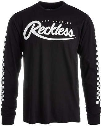 Young & Reckless Men's Logo Graphic Cotton T-Shirt