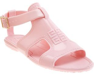 Givenchy Jelly Gladiator- Pink