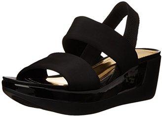 Kenneth Cole REACTION Women's Pepe Pot Platform Sandal $59 thestylecure.com