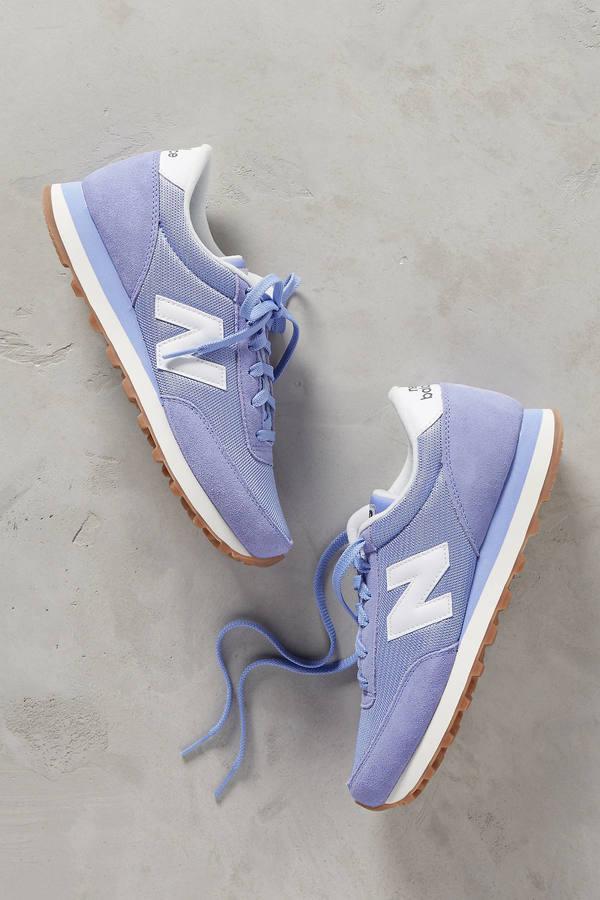 New BalanceNew Balance WL501 Suede Sneakers