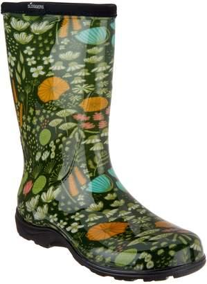 Sloggers Waterproof Botanical Forest Garden Boot
