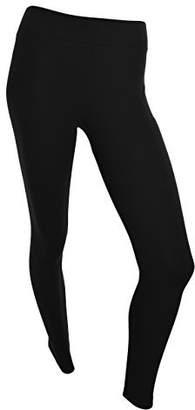 Matty M Ladies Legging, Thicker Material, Wide Waist Band