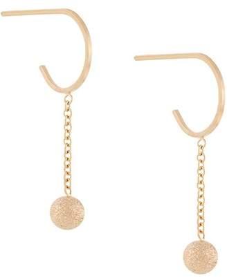By Boe Gold Dust drop earrings