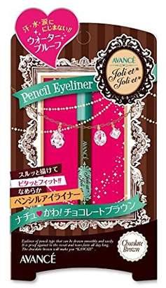 Avance Joliet Joli Et Joli E Pencil Eyeliner Chocolate
