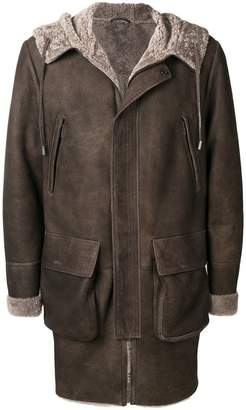 Desa 1972 shearling coat