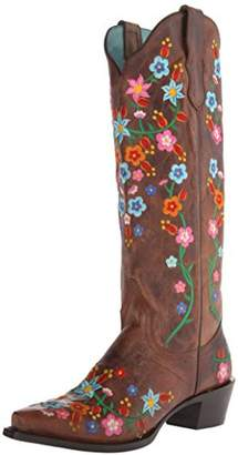 Stetson Women's Flora Riding Boot D US