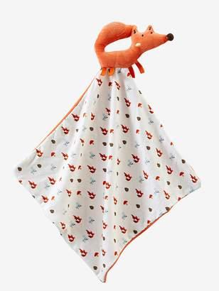 Vertbaudet Fox Rattle & Blanket Gift Set