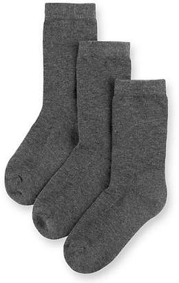 Marks and Spencer 3 Pairs of Ultimate Comfort Socks (2-16 Years)