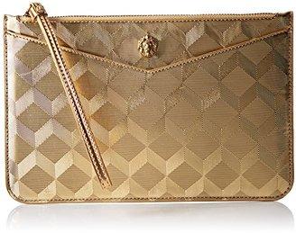 Anne Klein Frances Large Wristlet $48 thestylecure.com