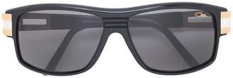 Cazal rectangle frame sunglasses