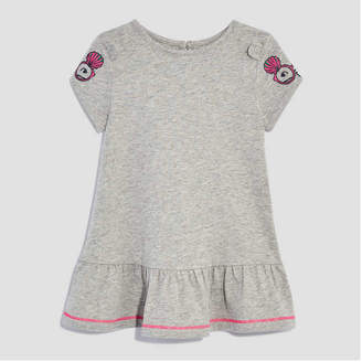 Joe Fresh Baby Girls' Graphic Sleeve Dress