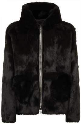 RtA 90 Rabbit Fur Jacket