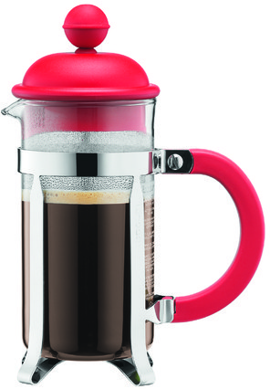 Bodum Caffettiera 8-Cup Red